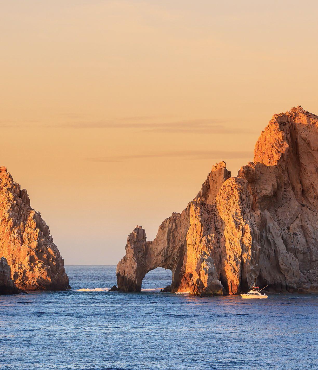 Los Cabos, dos mares, un paraíso