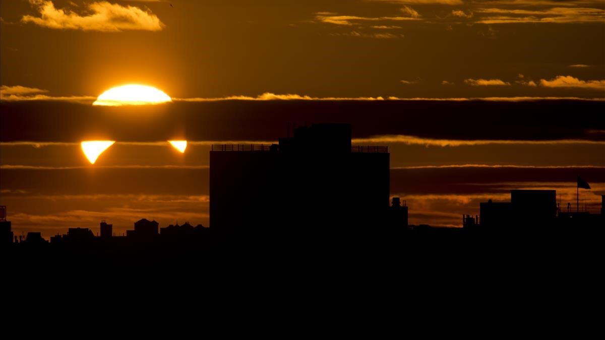 Eclipse solar del 21 de agosto, visible desde Puebla en un 25%