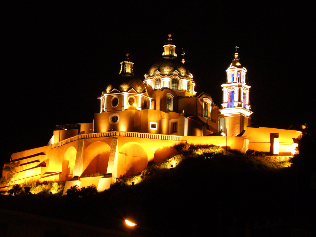 5 terrazas para ir con tu pareja en Puebla.
