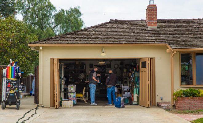 Garage de Steve Jobs