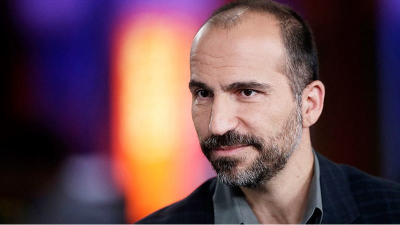 Dara Khosrowshahi, de refugiado iraní a CEO de Uber.