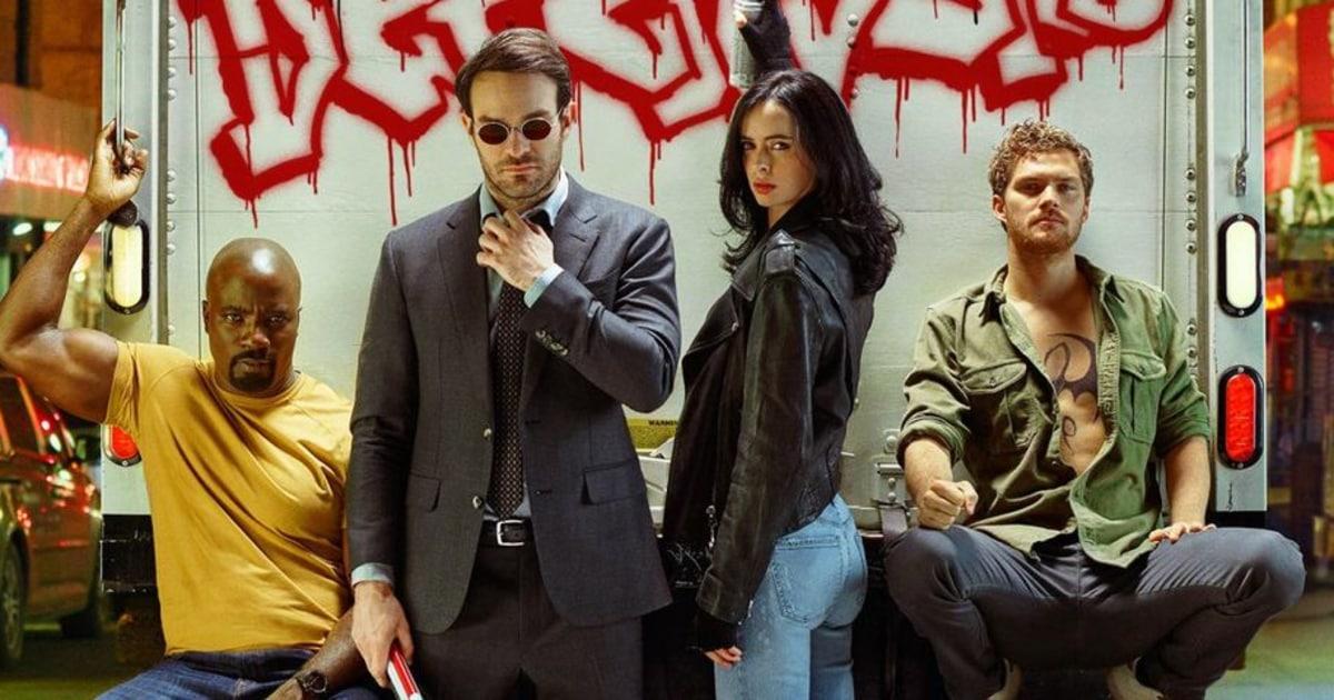 The Defenders: La nueva serie de Netflix