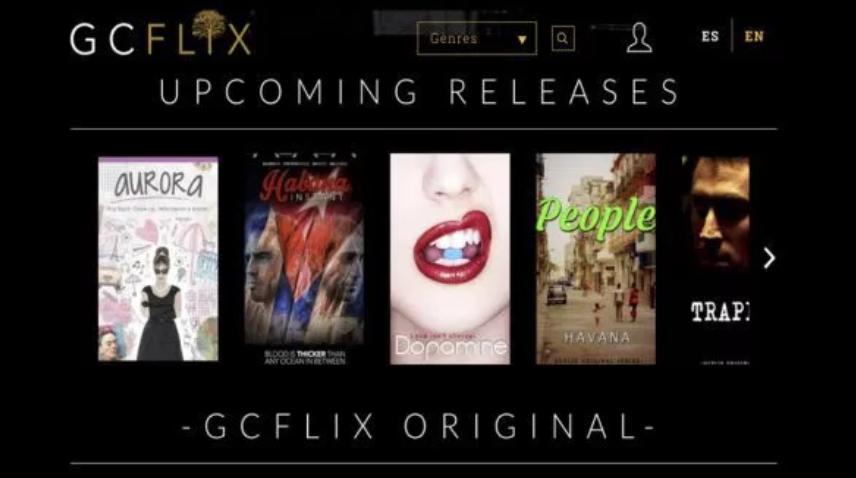 GCflix: el Netflix mexicano que ofrece contenido independiente