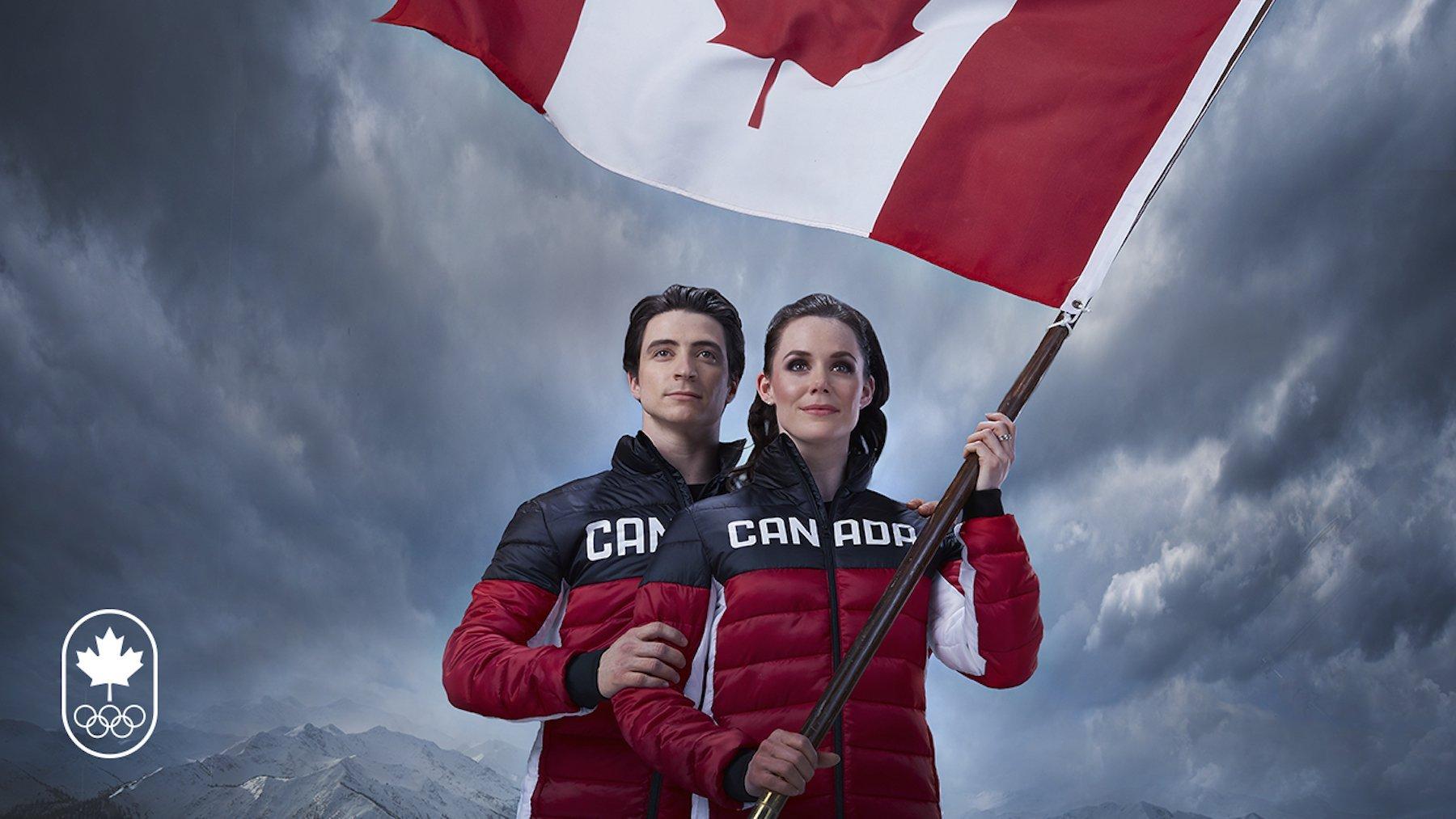 La pareja perfecta en los Juegos Olímpicos de Pyeongchang 2018