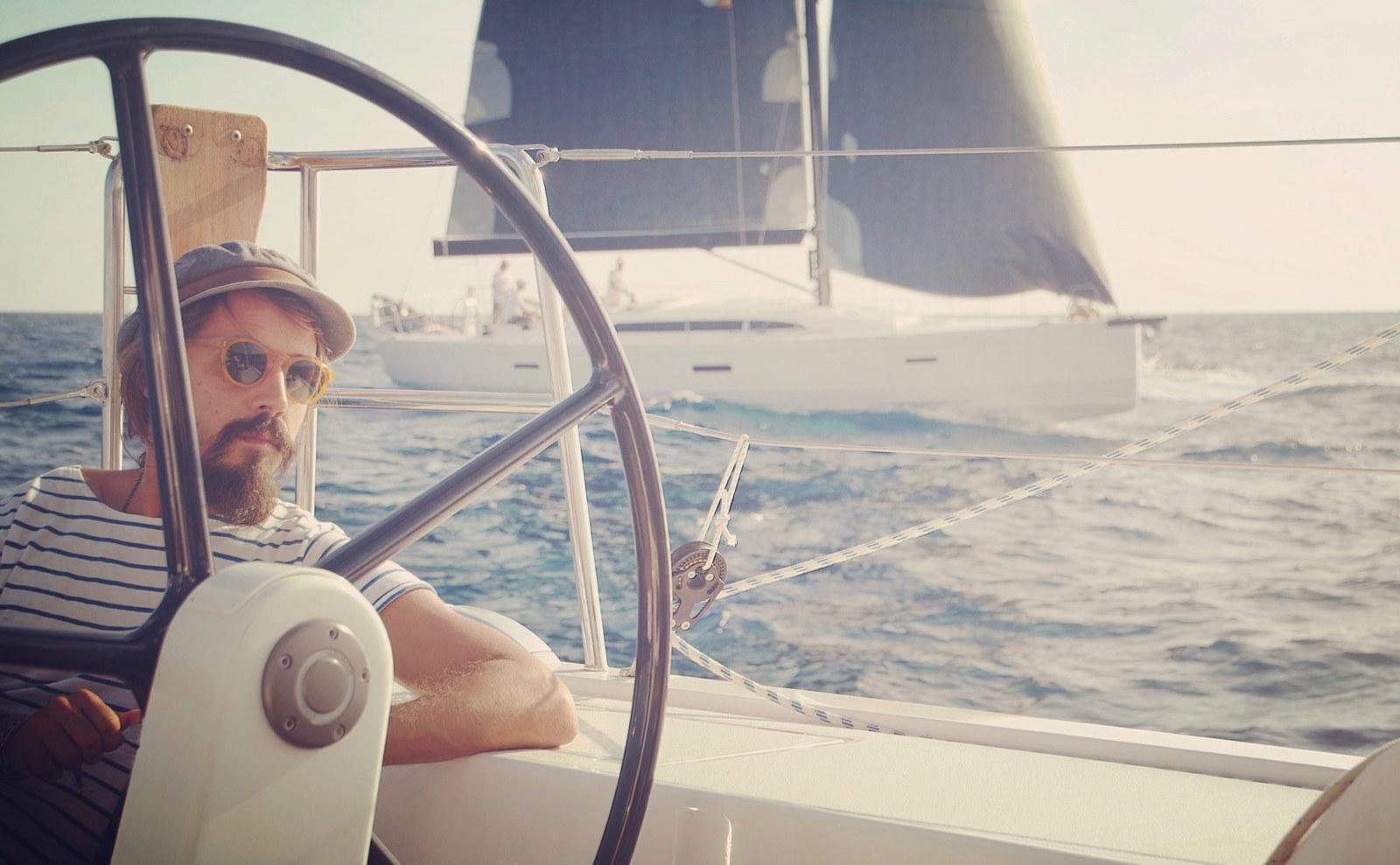 Cruzar Europa en barco