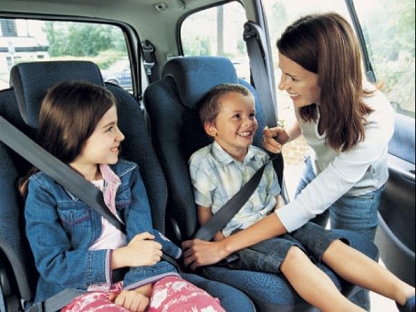 Tips para mantener tu auto seguro para niños