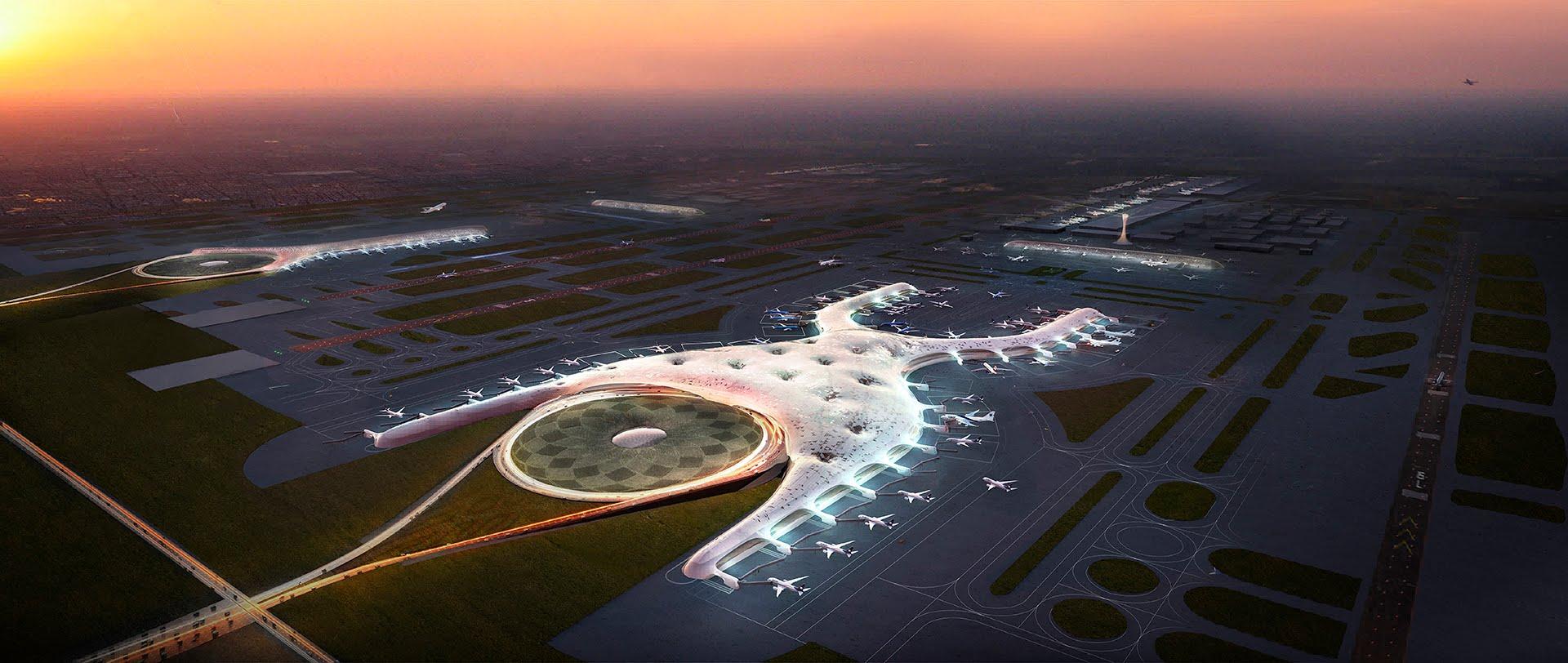 El Nuevo Aeropuerto Internacional de Ciudad de México es un desastre ambiental: hagamos un parque en su lugar