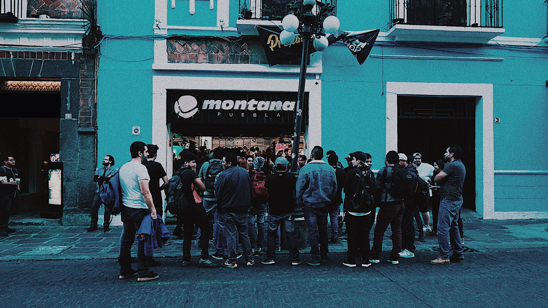 La espera ha terminado, Montana Shop & Gallery llegó a Puebla