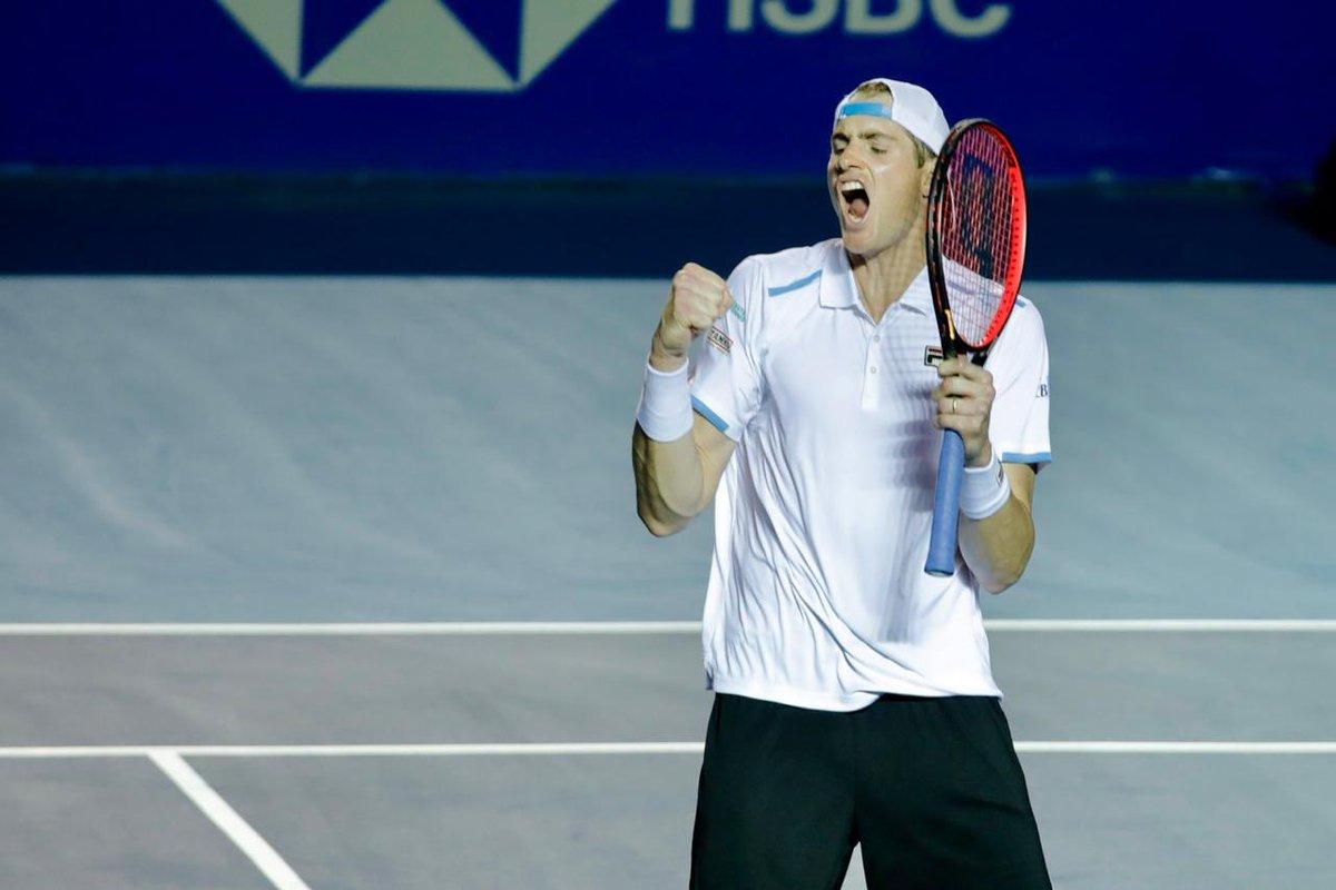 John Isner será el rival de Kyrgios en las semifinales del AMT