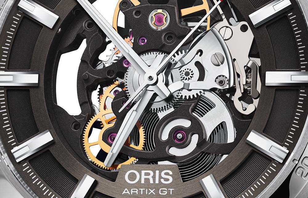 Oris Artix GT Skeleton
