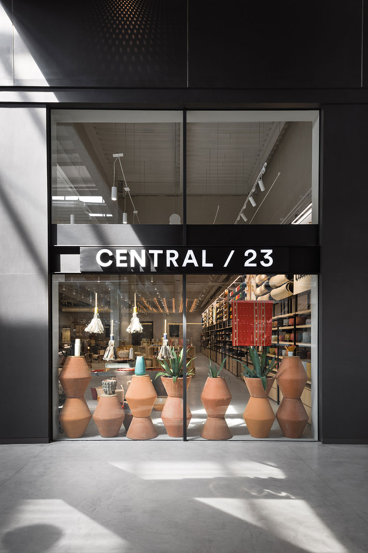 GICSA y Promotora Nacional, presentan Central 23.