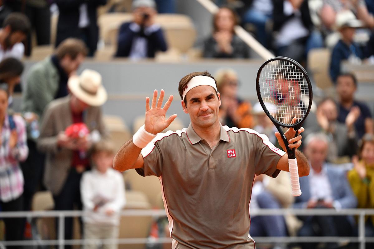 Roger Federer en números