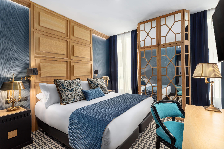 Room Mate Alba, el quinto hotel de Kike Sarasola en la ciudad de Madrid