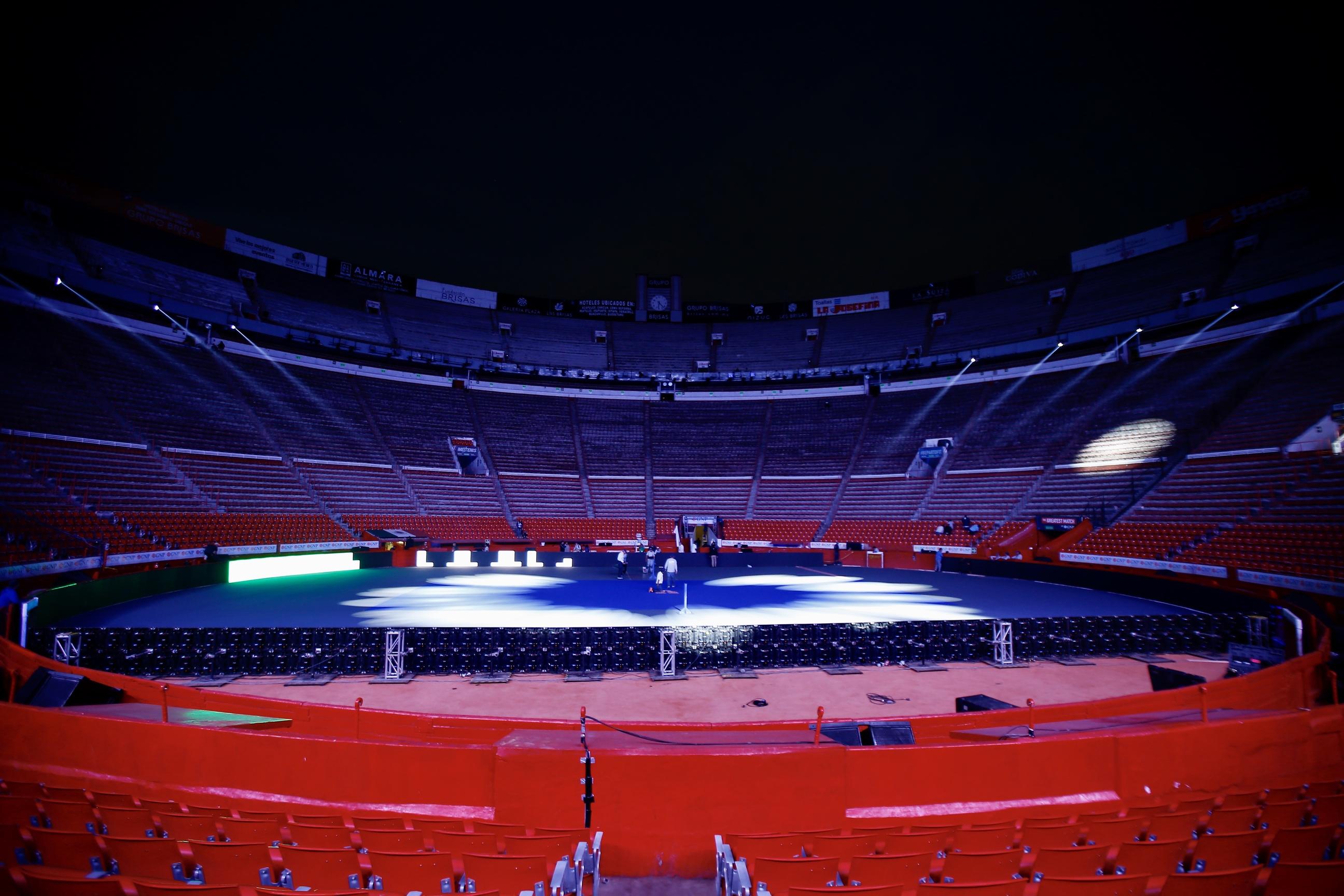 Numeralia de la Plaza México y The Greatest Match