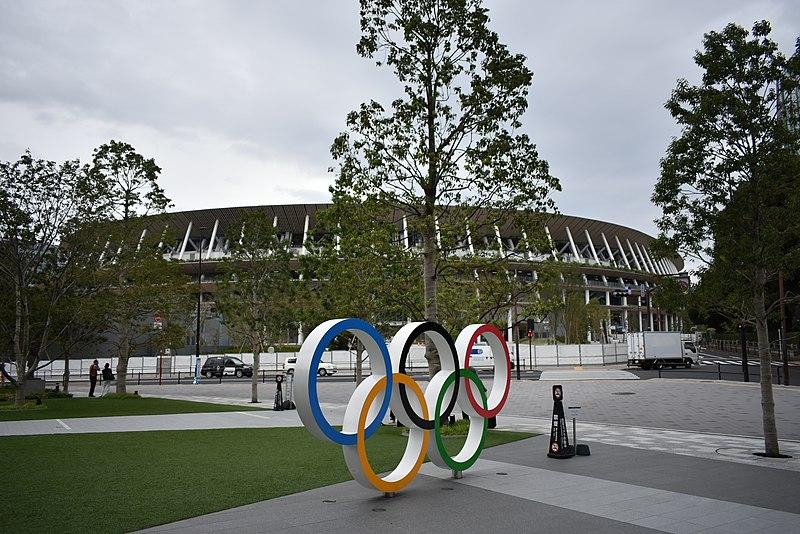 El nuevo estadio olímpico de Tokio para los Juegos de 2020, en imágenes