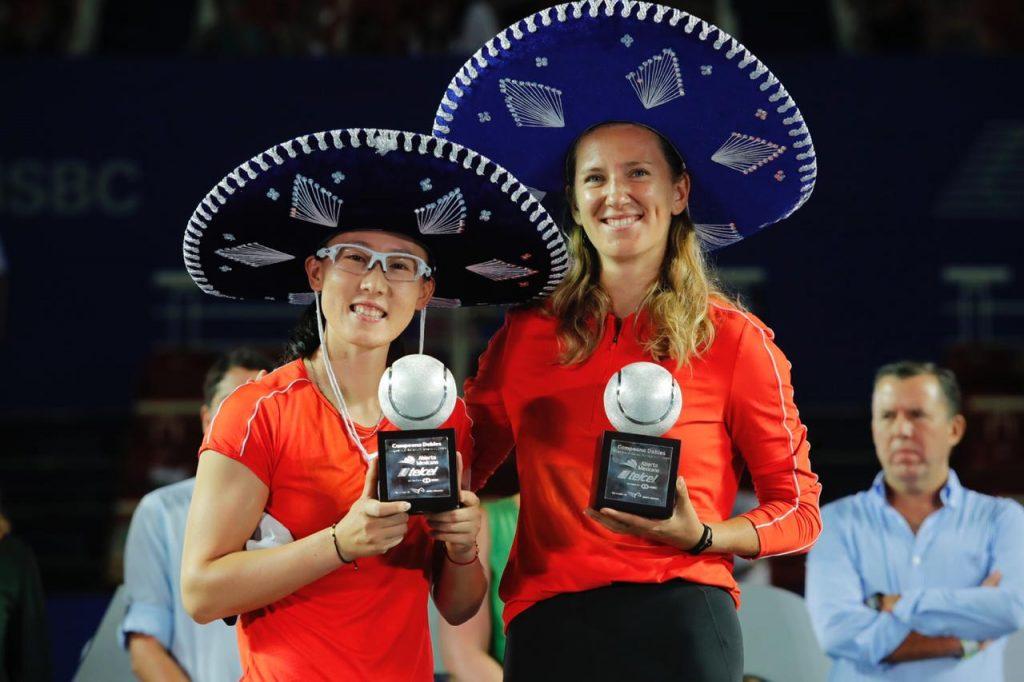 El Abierto Mexicano Telcel presentado por HSBC es premiado como el mejor WTA International de 2019