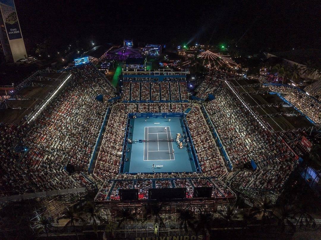 Nadal, Zverev, Kyrgios y Madison Keys encabezan el Cartel Abierto Mexicano Telcel presentado por HSBC