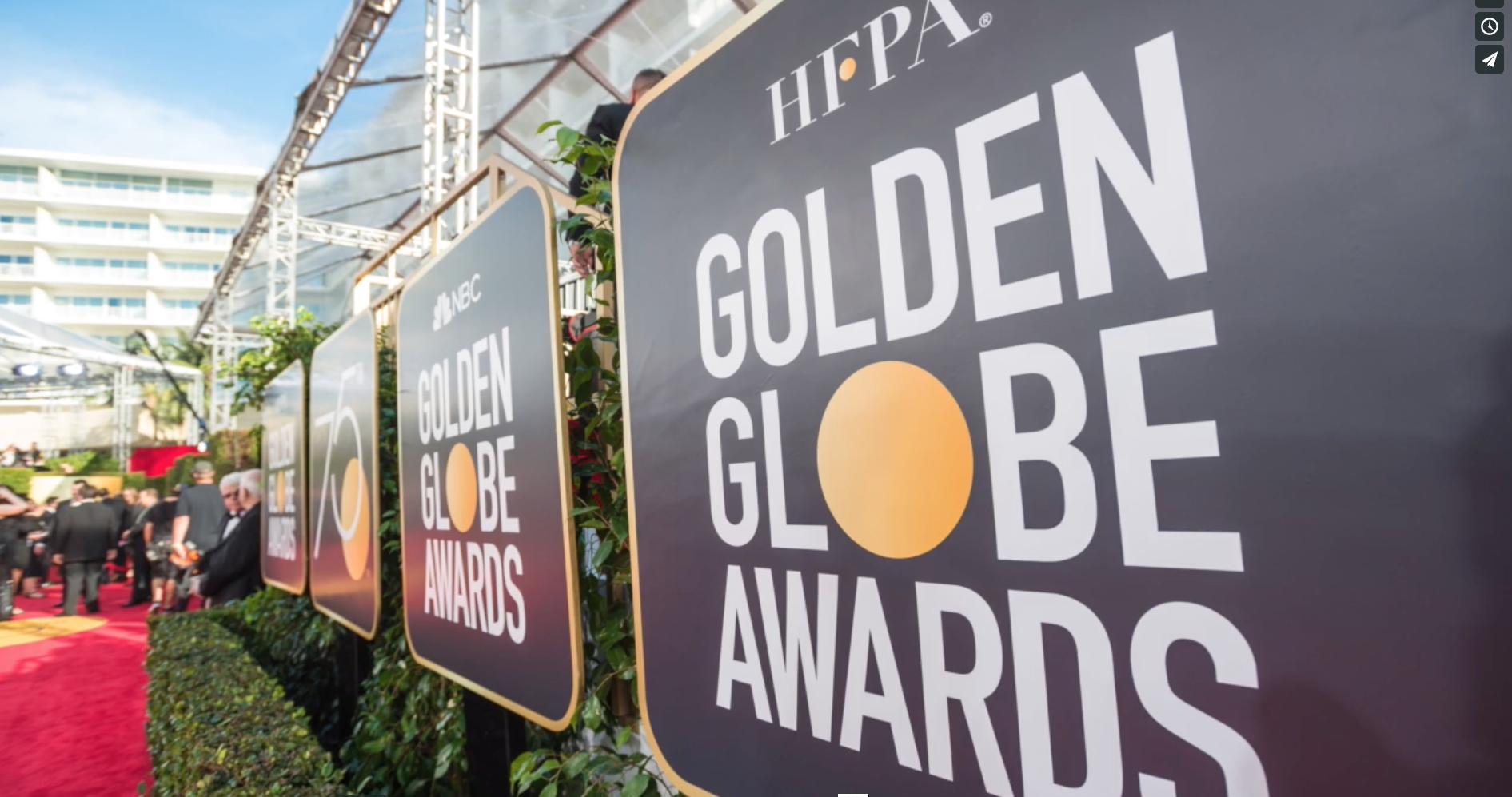 Golden Globes: Estos fueron nuestros looks favoritos