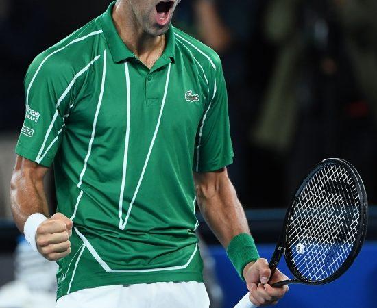 Djokovic vence a Thiem y conquista el Australian Open