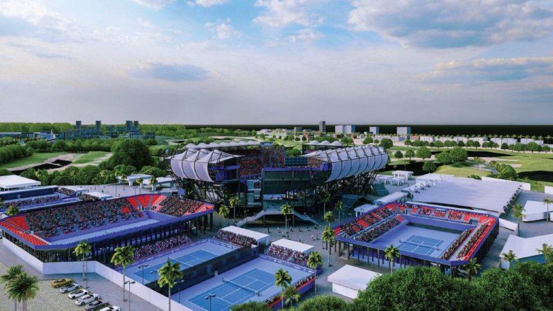 Un estadio de primera para un torneo de primera