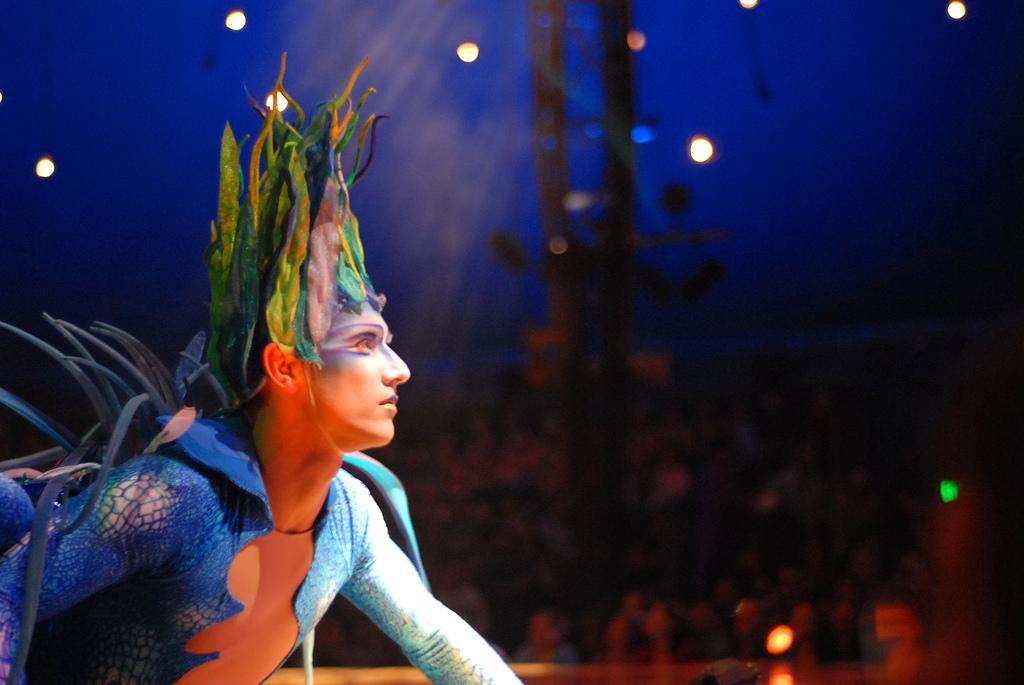 Cirque du Soleil transmitirá espectáculos gratuitos en esta cuarentena