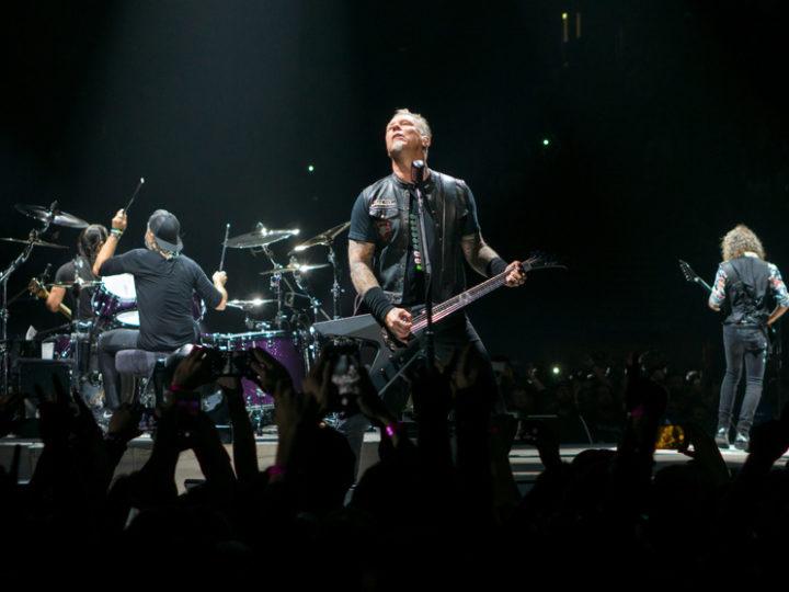 Cada lunes, Metallica 'ofrecerá' un concierto en sus redes sociales por Covid-19