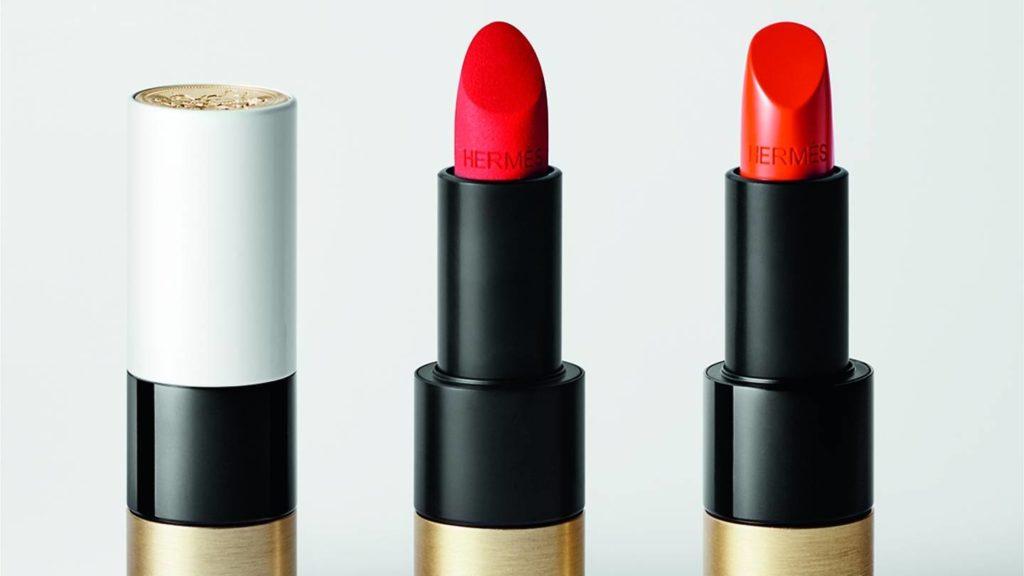 Los nuevos labiales de Hermès un must de lujo y belleza