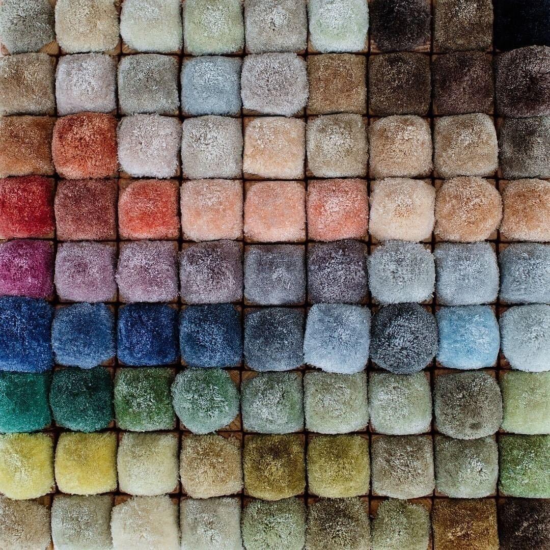 La influencia de los colores en la decoración por The Rug Company