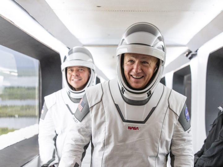 Jose Fernandez y sus diseños para astronautas que llegarán al espacio