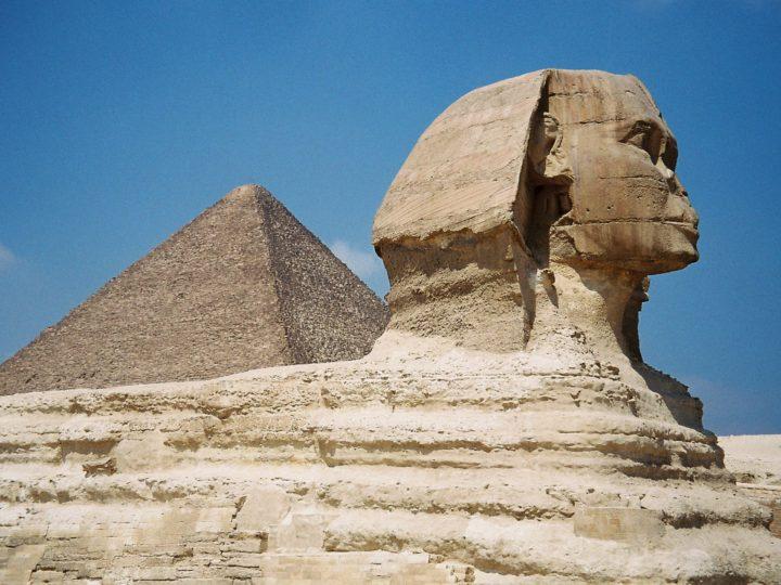Egipto lanza recorridos virtuales de sitios arqueológicos