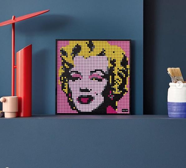 LEGO Art es la nueva colección de la compañía pensada para adultos