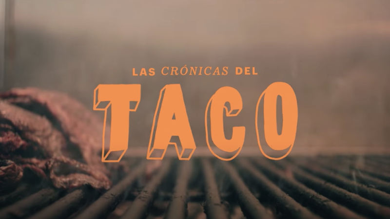 """Las crónicas del taco"" ganó un James Beard Media Award"