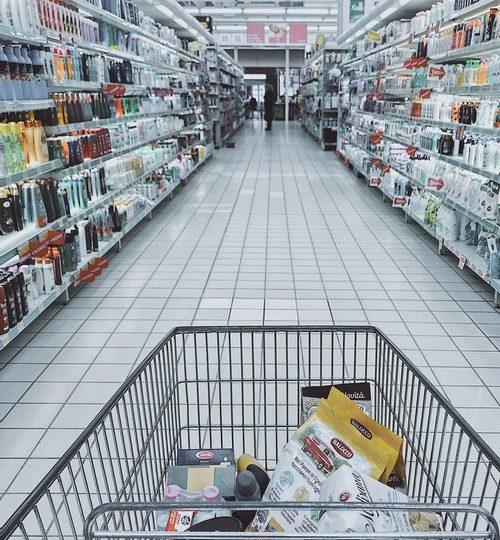 ¿Por qué deberías de usar un cubrebocas para ir al supermercado?