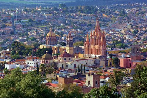 Las 5 ciudades mejor calificadas de México