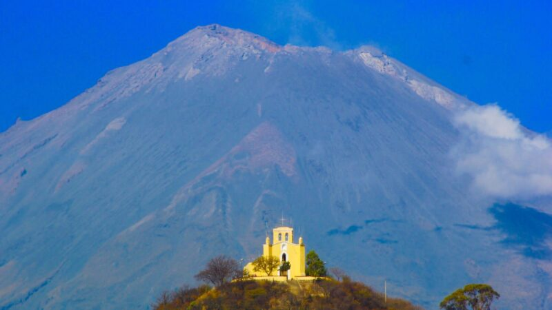 Hallan vestigios prehispánicos en Atlixco Puebla