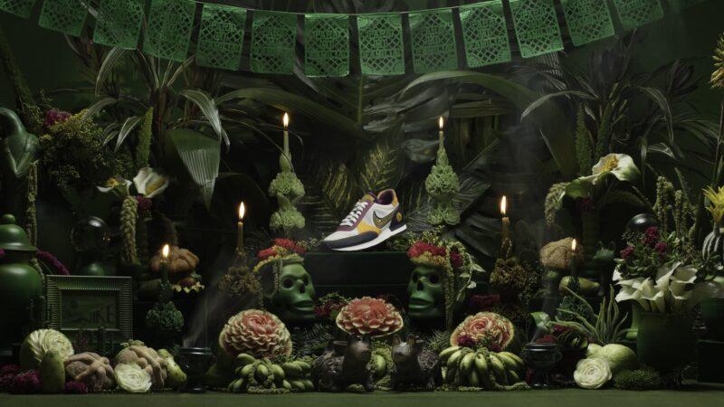 Los tenis de Día de Muertos:  éste es el homenaje que rinden estas marcas