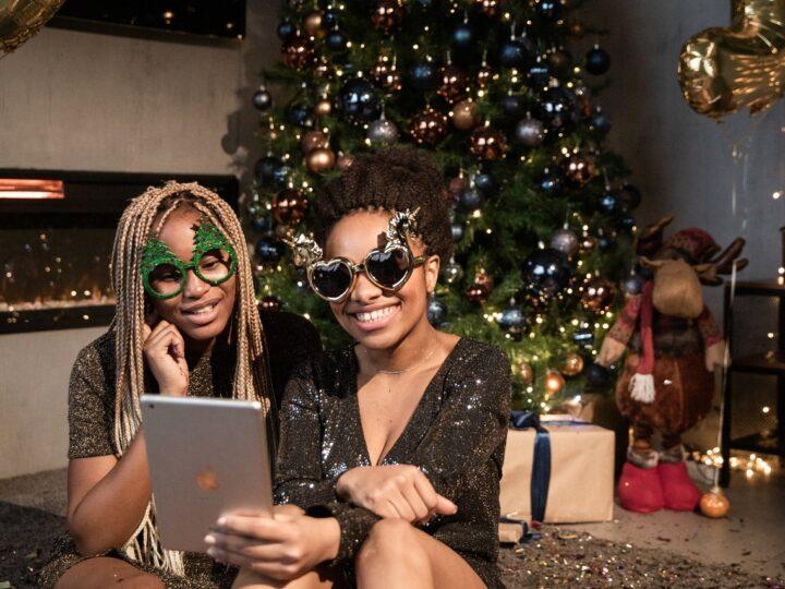 Cómo hacer una posada navideña virtual desde casa.
