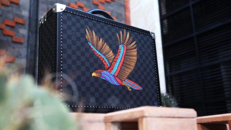 Louis Vuitton y la maestría artesanal de Oaxaca: fusión con impacto social.
