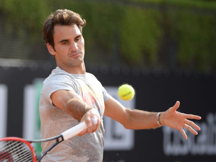 Roger Federer, designado embajador de turismo de Suiza.