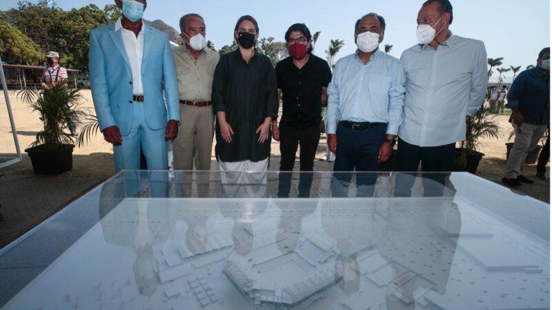 El Abierto Mexicano Telcel presentado por HSBC reactiva la construcción de su nueva casa.