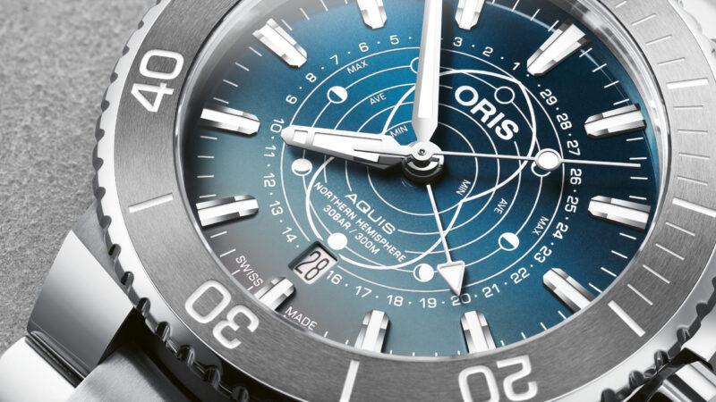 En el marco de Watches & Wonders 2021, Oris se enorgullece en presentar ellanzamiento de Datt Watt Limited Edition.
