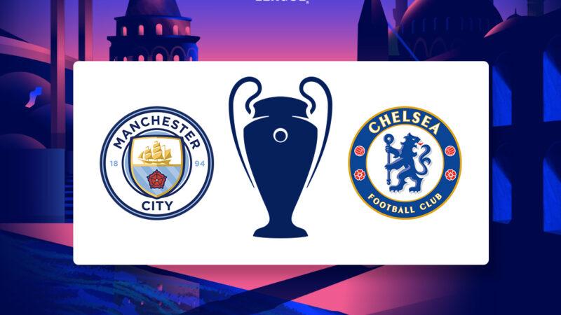 Final de la Champions League: dónde y cuándo se juega la final entre el Manchester City y el Chelsea.