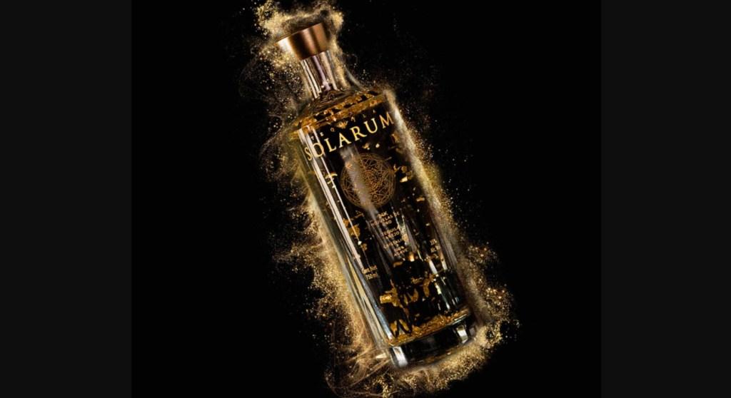 Tequila Solarum: Lujo mexicano de esplendor absoluto.
